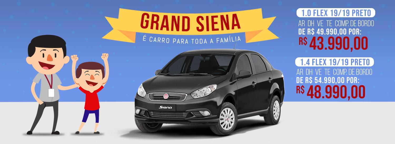 Grand Siena Agosto