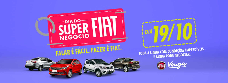 Dia do Super Negócio Fiat
