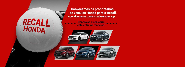 Recall Honda