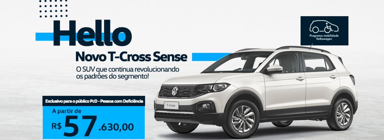 T-Cross Sense