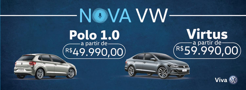 Campanha Nova vw