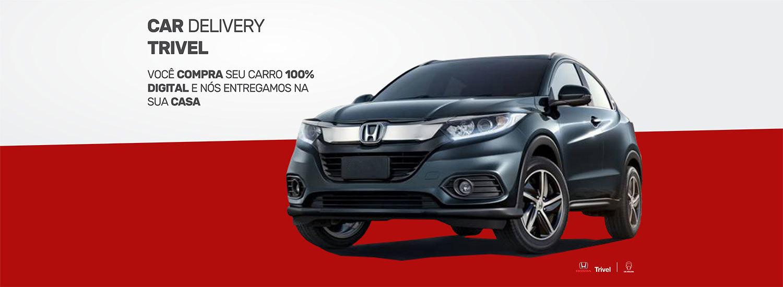 Delivery Car Honda