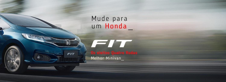 Mude para um Honda - Fit