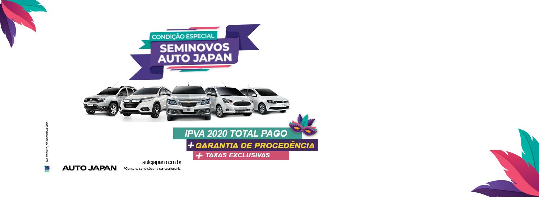 Campanha de Janeiro - Seminovos