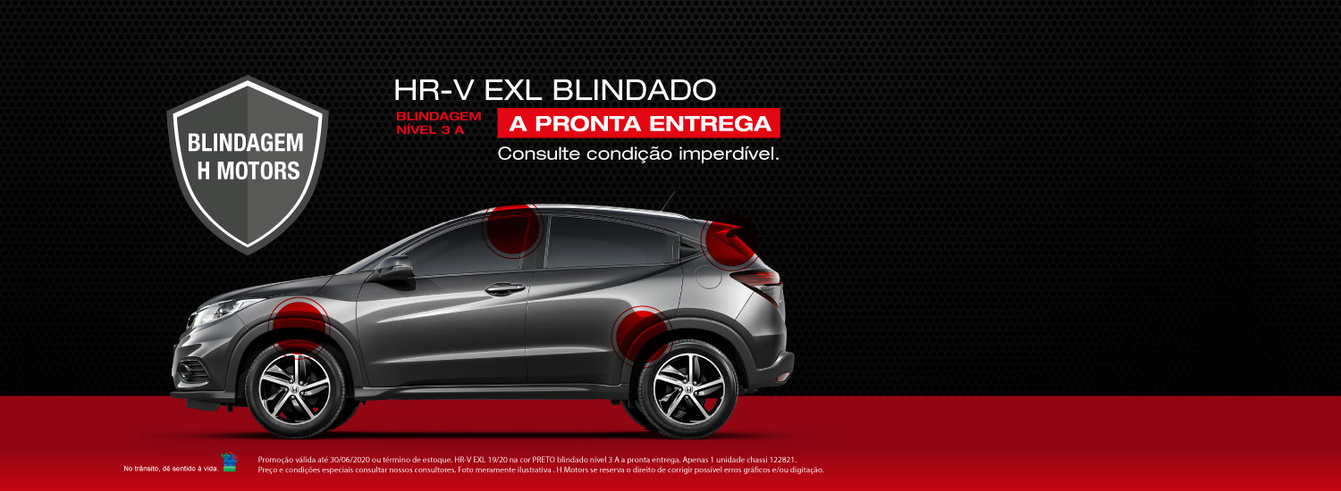 HR-V Blindado