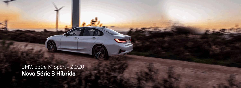 BMW Série 3 Híbrida