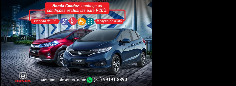 Honda Conduz
