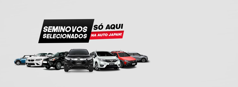 Seminovos Selecionados Auto Japan