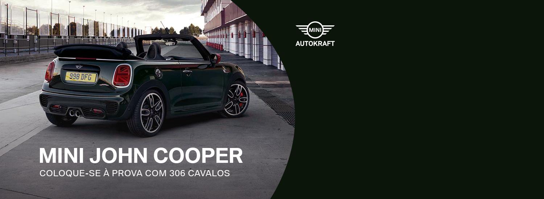 MINI John Cooper Cabrio