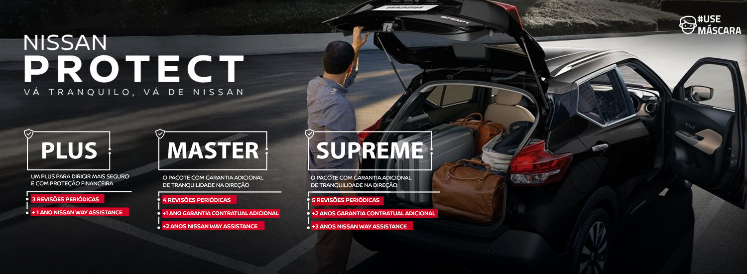 Banner Nissan Protect