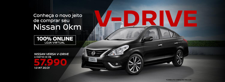 VERSA V-DRIVE - SETEMBRO 2020