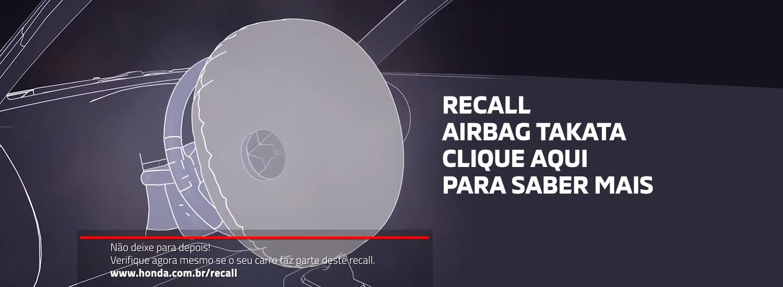 Recall Airbag Takata