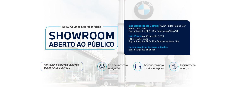 Showroom Aberto