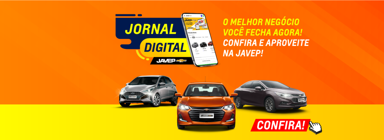 Jornal do Carro Javep 17 setembro 2020
