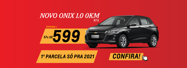 Novo Onix parcelas de 599 17 setembro 2020