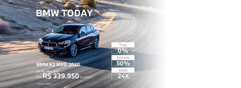 BMW X2 M35i Taxa 0%