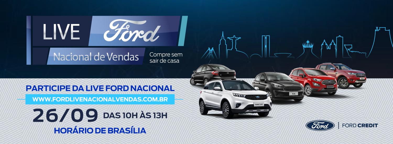 Feirão Live Ford