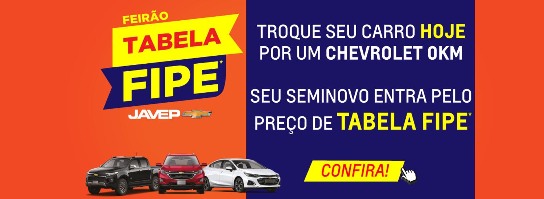 Feirão Tabela Fipe 24 setembro 2020