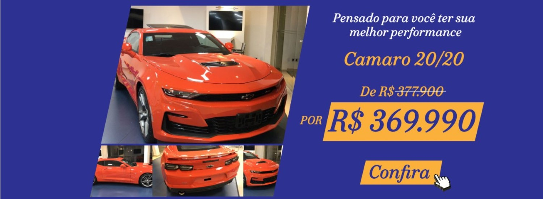 Banner Camaro laranja 02 outubro 2020