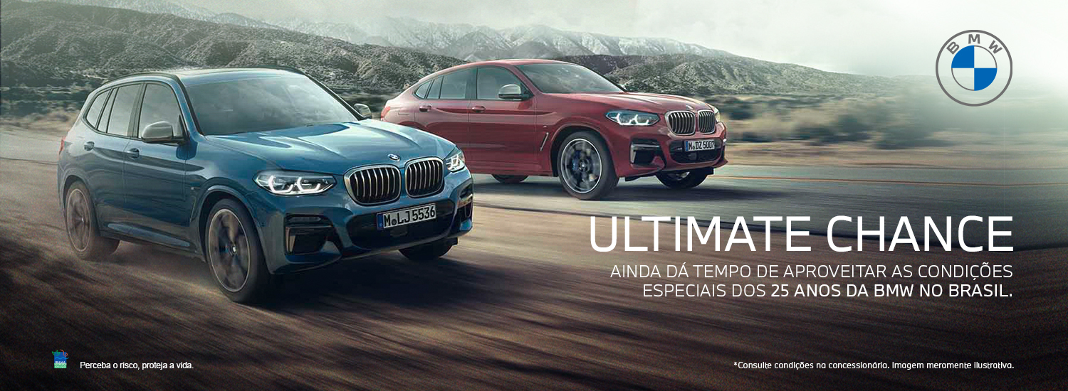 ACTION PACK - BMW OUTUBRO