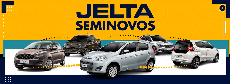 Novo Banner Jelta Seminovos