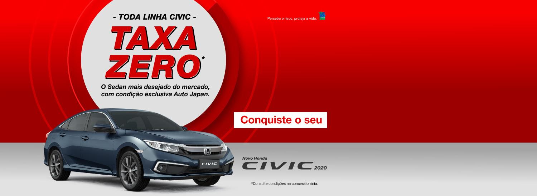 Civic Taxa Zero