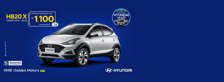 Hyundai em ação - HB20x