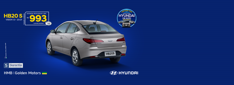 Hyundai em ação - HB20s