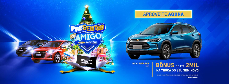 PRESENTÃO DE AMIGO