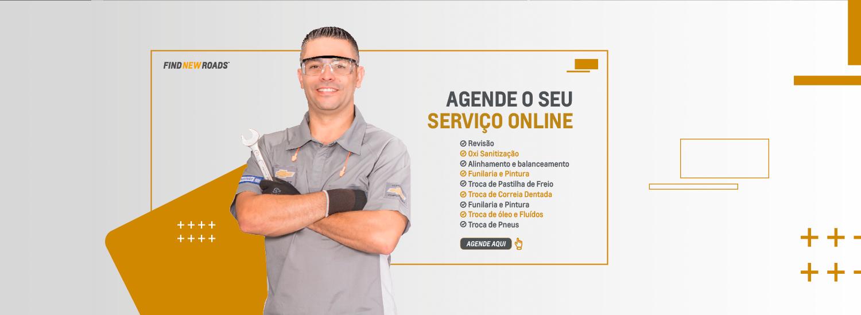 Agendamento Online de Serviço