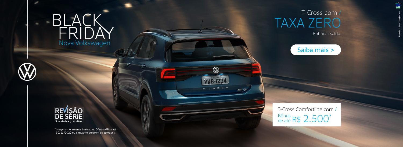 VW T-Cross Black Friday