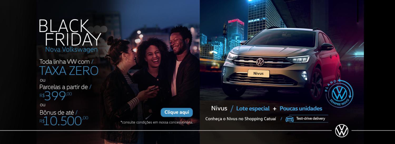 Black Friday Nova Volkswagen // Nivus