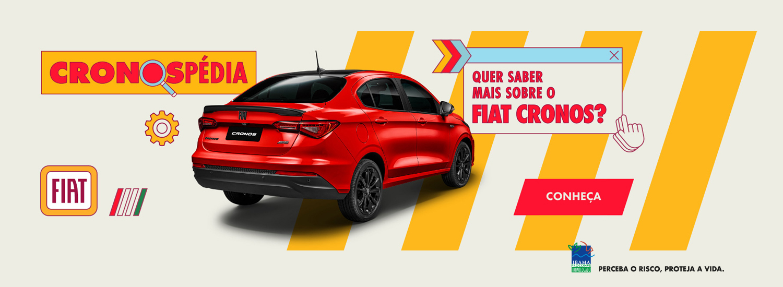 Banner Fiat Cronos