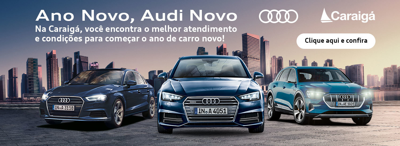 Ano Novo Audi Novo