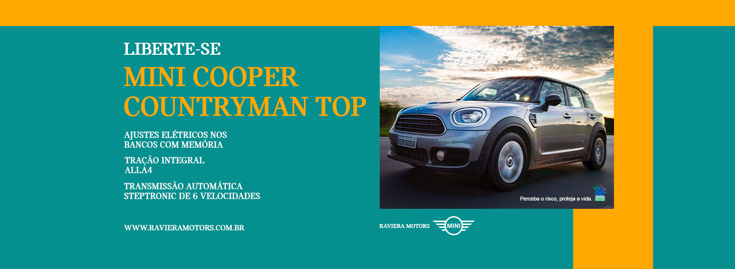 MINI COOPER COUNTRYMAN TOP INSTITUCIONAL