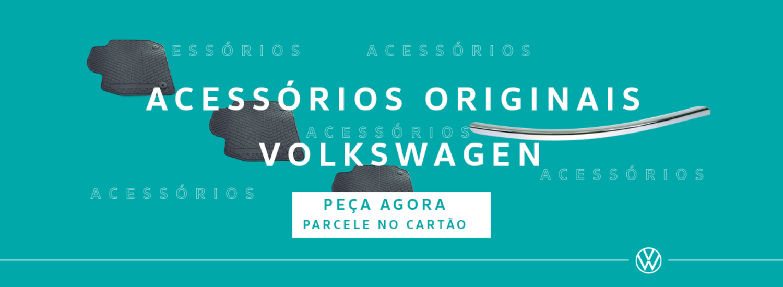Acessórios originais Volkswagen / Norpave