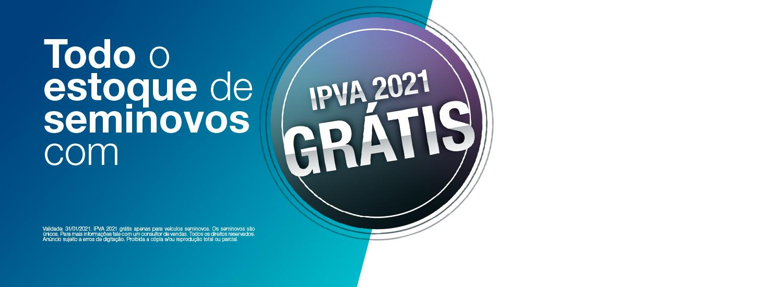 IPVA 2021 GRÁTIS