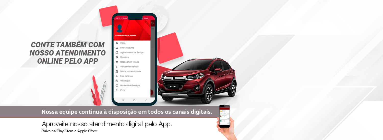 Atendimento App