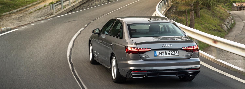 Novo Audi A4