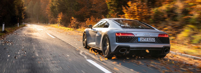 Novo Audi R8