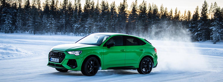 Novo Audi RS Q3