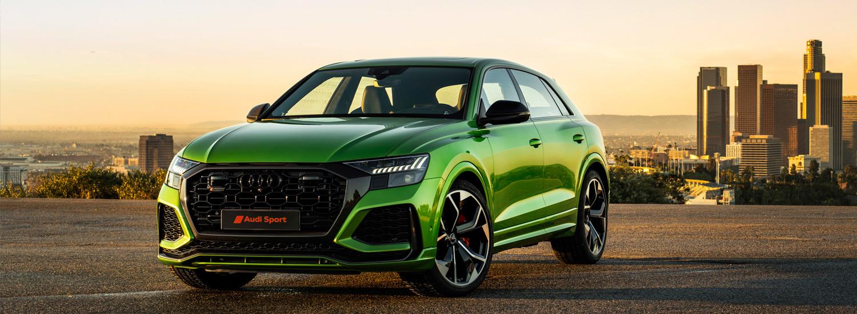 Novo Audi RS Q8