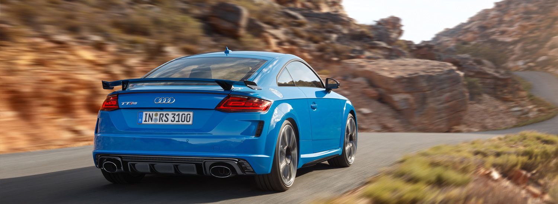 Novo Audi TT RS