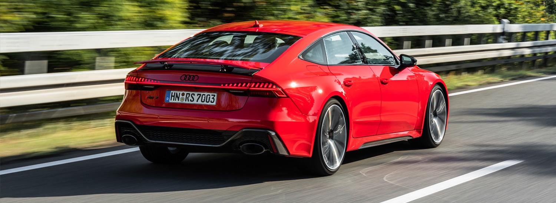 Novo Audi RS7