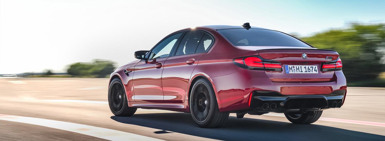 Nova BMW M5