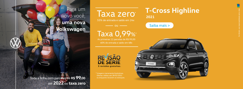 T-Cross - Fevereiro