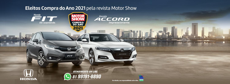 Motor Show HONDA