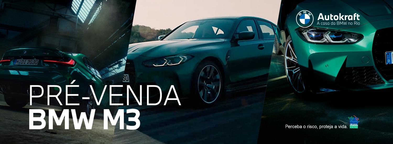 Pré-venda BMW M3