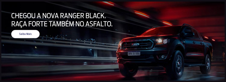Nova Ranger Black