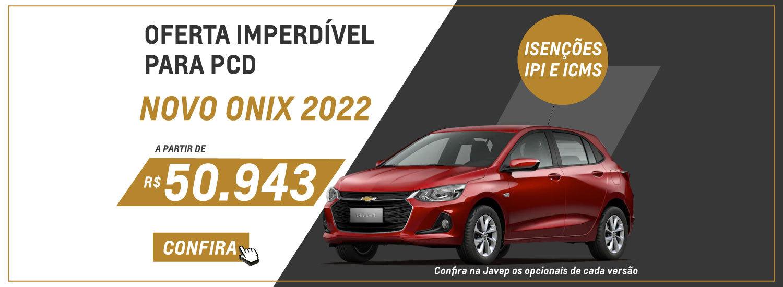 PCD Novo Onix 2022 11 abril 2021